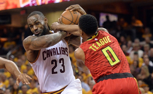 NBA News 5/5/16: Cavaliers Set NBA Record, Blow Out Hawks in Game 2
