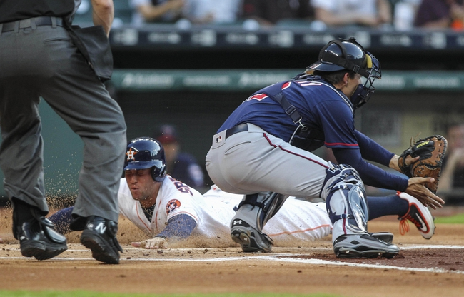 Minnesota Twins vs. Houston Astros - 8/8/16 MLB Pick, Odds, and Prediction