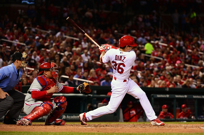Cardinals vs. Phillies - 5/5/16 MLB Pick, Odds, and Prediction
