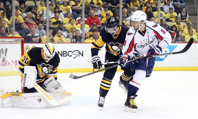 Penguins at Capitals Game 5 - 5/7/16 NHL Pick, Odds, and Prediction