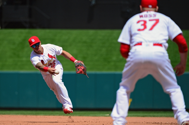 Philadelphia Phillies vs. St. Louis Cardinals - 8/19/16 MLB Pick, Odds, and Prediction