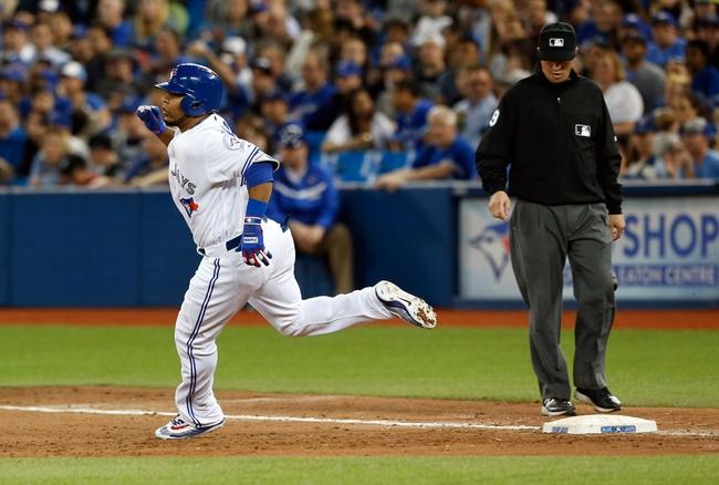 Texas Rangers vs. Toronto Blue Jays - 5/14/16 MLB Pick, Odds, and Prediction