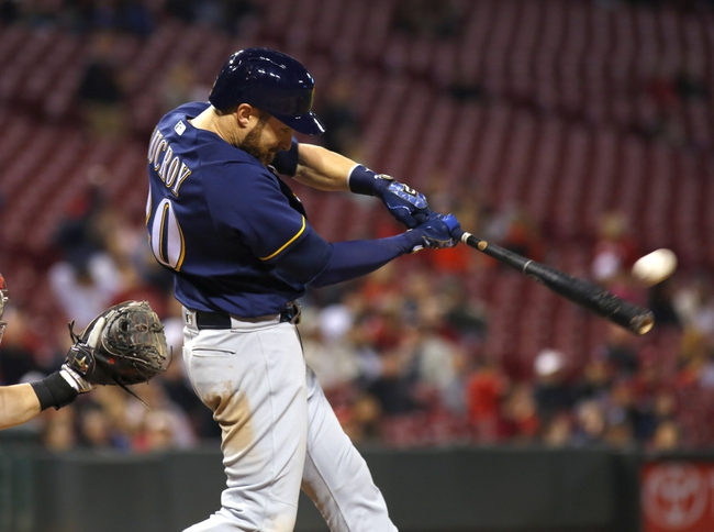 Reds vs. Brewers - 5/6/16 MLB Pick, Odds, and Prediction