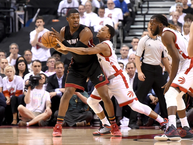 Miami Heat vs. Toronto Raptors - 5/7/16 NBA Pick, Odds, and Prediction