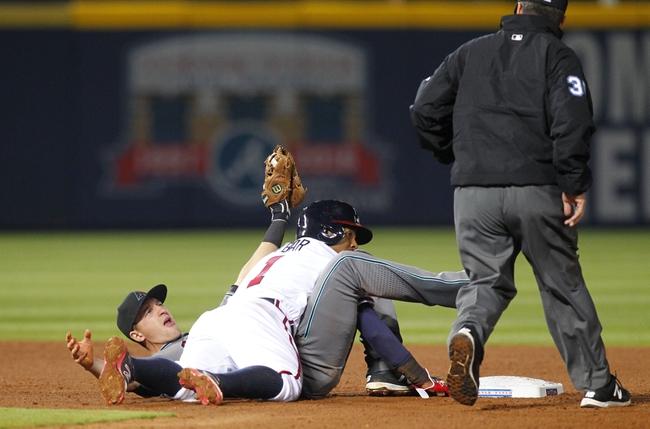 Diamondbacks vs. Braves - 8/22/16 MLB Pick, Odds, and Prediction