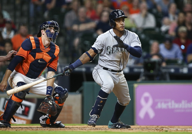 Houston Astros vs. Seattle Mariners - 5/8/16 MLB Pick, Odds, and Prediction