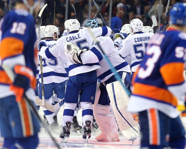 Tampa Bay Lightning vs. New York Islanders - 5/8/16 NHL Pick, Odds, and Prediction