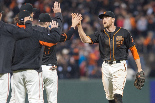 Colorado Rockies vs. San Francisco Giants - 5/27/16 MLB Pick, Odds, and Prediction