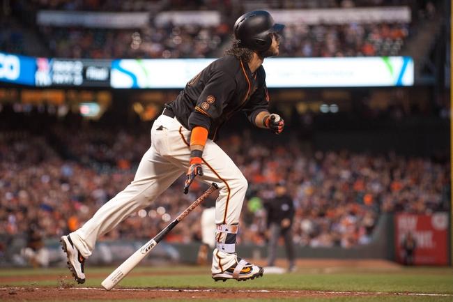 San Francisco Giants vs. Colorado Rockies - 5/8/16 MLB Pick, Odds, and Prediction