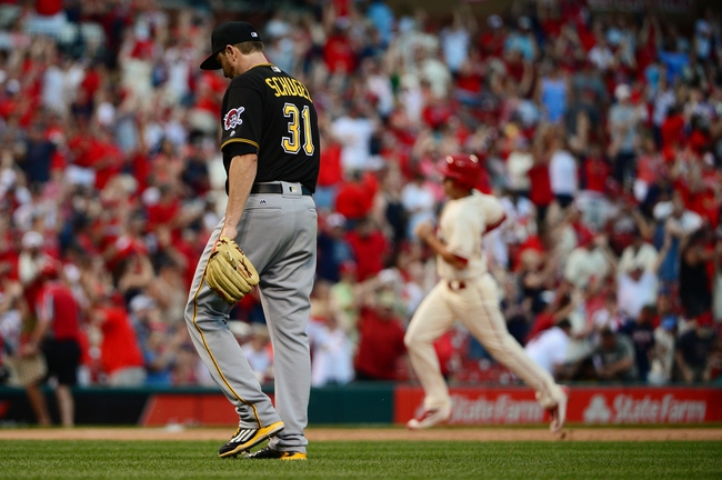 Pittsburgh Pirates vs. St. Louis Cardinals - 6/10/16 MLB Pick, Odds, and Prediction