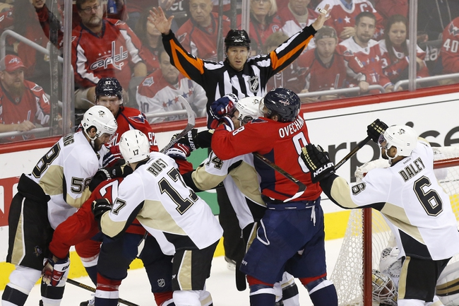 Capitals at Penguins Game 6 - 5/10/16 NHL Pick, Odds, and Prediction