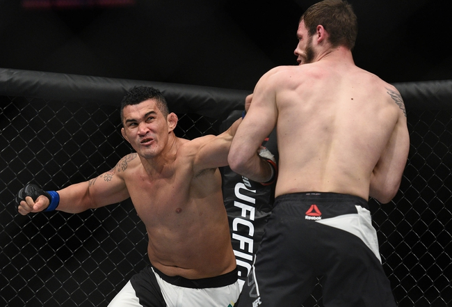 Nikita Krylov vs. Ed Herman UFC 201 Pick, Preview, Odds, Prediction - 7/30/16