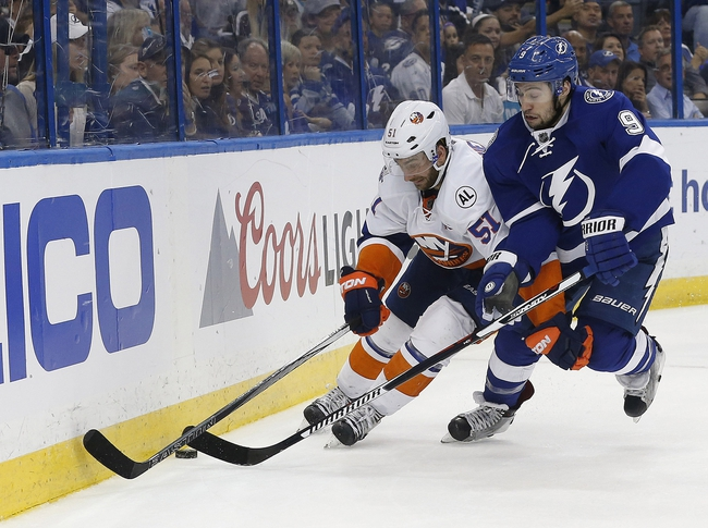 New York Islanders vs. Tampa Bay Lightning - 11/1/16 NHL Pick, Odds, and Prediction