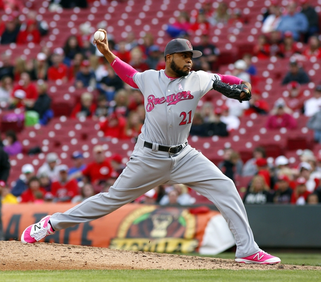 Milwaukee Brewers vs. Cincinnati Reds - 5/27/16 MLB Pick, Odds, and Prediction