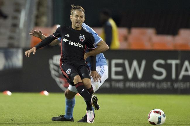DC United vs. New York Red Bulls MLS Pick, Odds, Prediction - 5/13/16