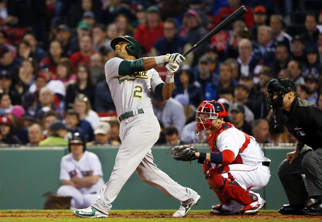 Boston Red Sox vs. Oakland Athletics - 5/10/16 MLB Pick, Odds, and Prediction