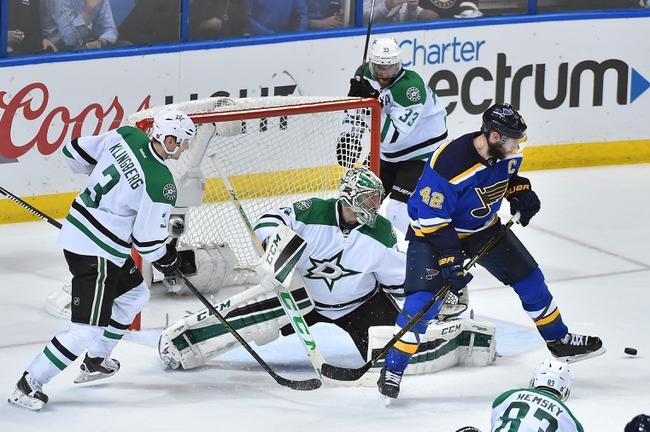 Dallas Stars vs. St. Louis Blues - 5/11/16 NHL Pick, Odds, and Prediction