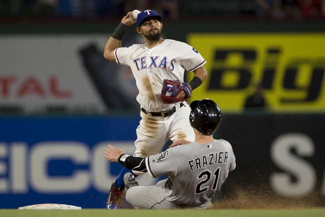 Texas Rangers vs. Chicago White Sox - 5/11/16 MLB Pick, Odds, and Prediction