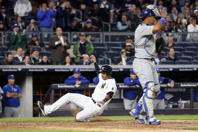 New York Yankees vs. Kansas City Royals - 5/11/16 MLB Pick, Odds, and Prediction