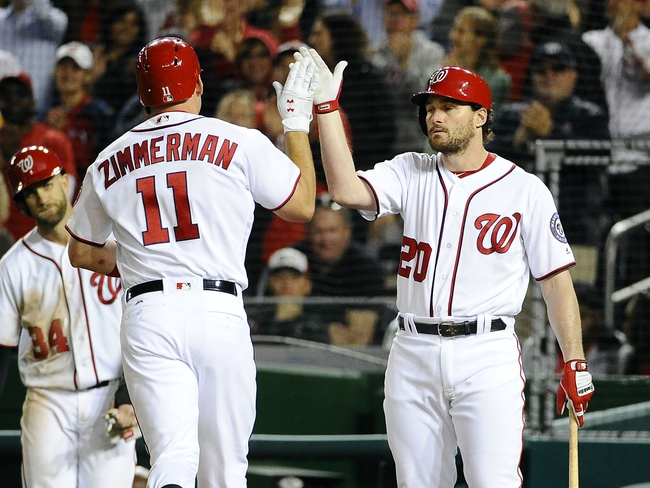 Nationals vs. Tigers - 5/11/16 MLB Pick, Odds, and Prediction