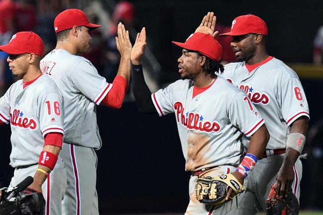 Atlanta Braves vs. Philadelphia Phillies - 5/12/16 MLB Pick, Odds, and Prediction
