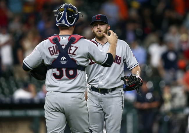 Cleveland Indians vs. Houston Astros - 9/5/16 MLB Pick, Odds, and Prediction