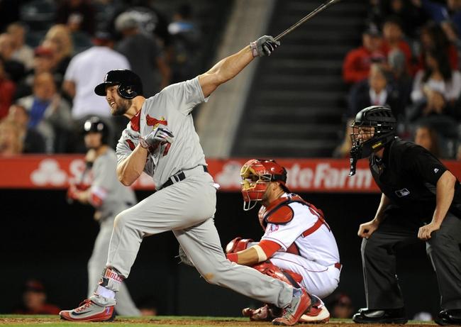 Angels vs. Cardinals - 5/11/16 MLB Pick, Odds, and Prediction