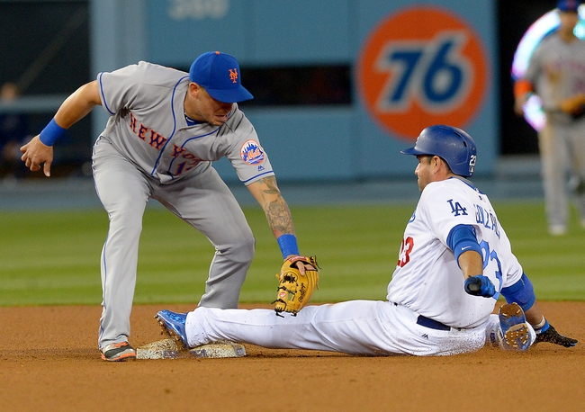 Dodgers vs. Mets - 5/11/16 MLB Pick, Odds, and Prediction