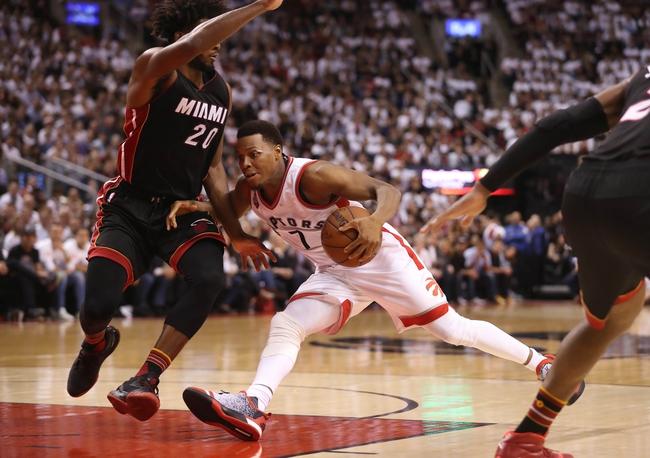Miami Heat vs. Toronto Raptors - 5/13/16 NBA Pick, Odds, and Prediction