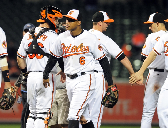 Baltimore Orioles vs. Detroit Tigers - 5/14/16 MLB Pick, Odds, and Prediction