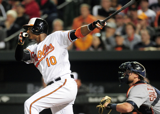 Baltimore Orioles vs. Detroit Tigers - 5/15/16 MLB Pick, Odds, and Prediction