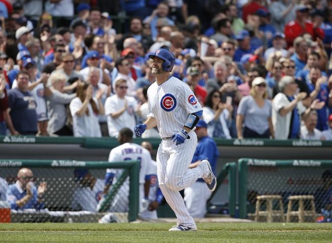 Pirates at Cubs - 5/14/16 MLB Pick, Odds, and Prediction