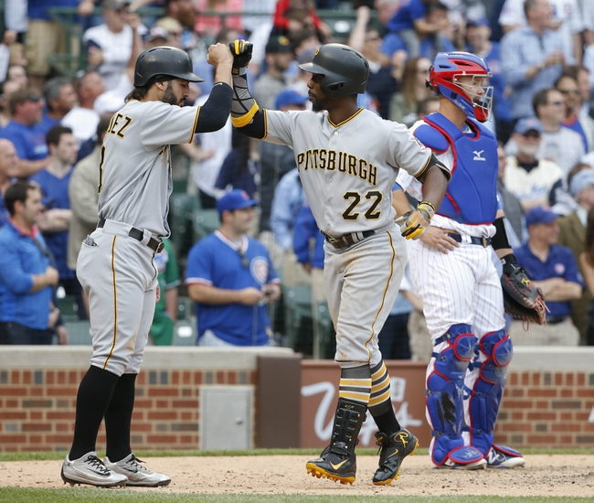 Chicago Cubs vs. Pittsburgh Pirates - 5/14/16 MLB Pick, Odds, and Prediction