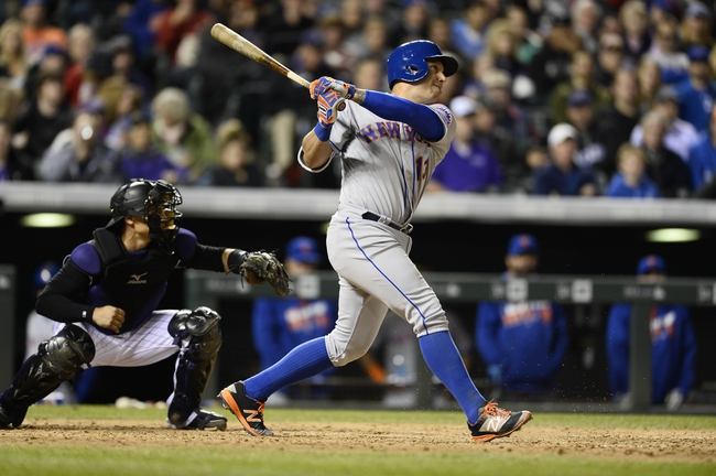Colorado Rockies vs. New York Mets - 5/14/16 MLB Pick, Odds, and Prediction