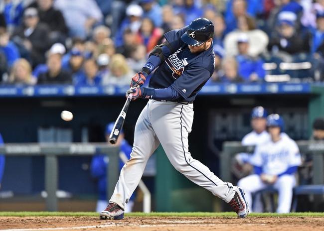 Royals vs. Braves - 5/15/16 MLB Pick, Odds, and Prediction