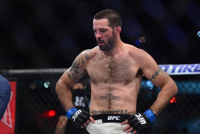 Matt Brown vs. Jake Ellenberger UFC 201 Pick, Preview, Odds, Prediction - 7/30/16