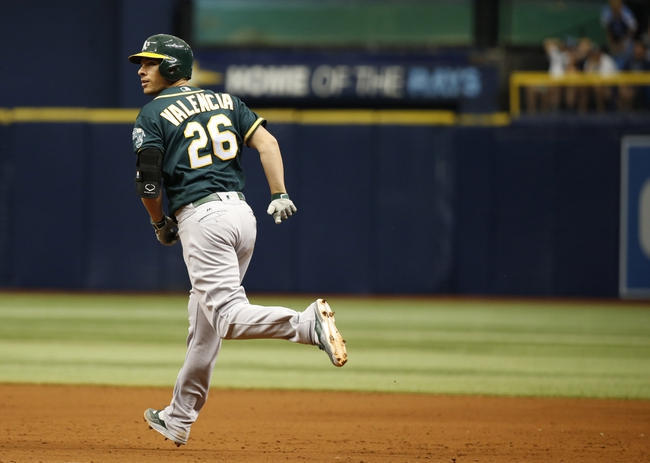 Athletics vs. Rays - 7/22/16 MLB Pick, Odds, and Prediction