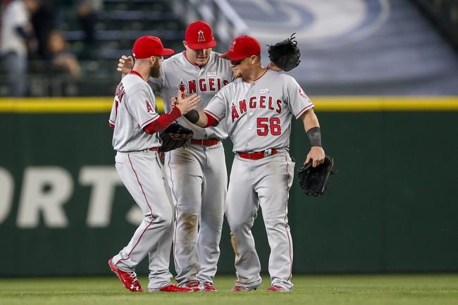 Mariners vs. Angels - 8/6/16 MLB Pick, Odds, and Prediction