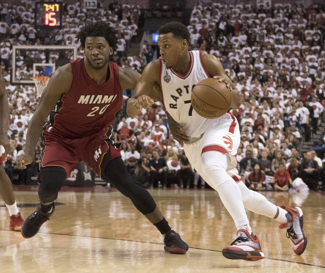 Toronto Raptors vs. Miami Heat - 11/4/16 NBA Pick, Odds, and Prediction