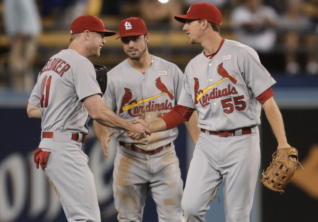 Cardinals vs. Dodgers - 7/23/16 MLB Pick, Odds, and Prediction