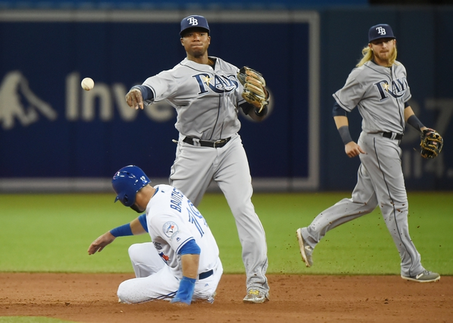 Blue Jays vs. Rays - 5/17/16 MLB Pick, Odds, and Prediction