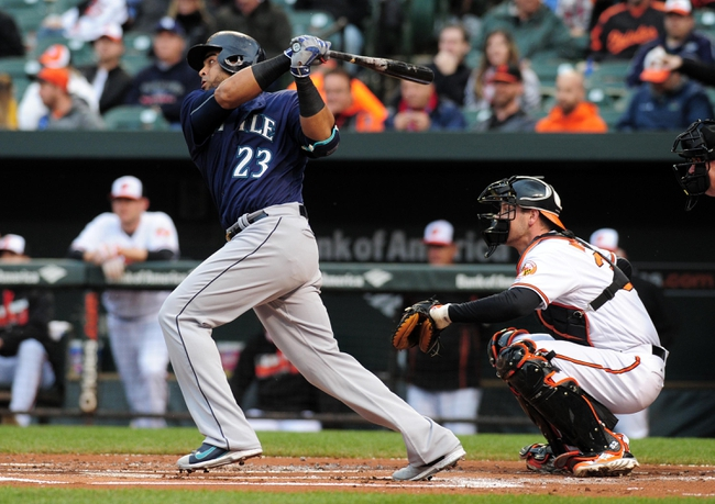 Baltimore Orioles vs. Seattle Mariners - 5/18/16 MLB Pick, Odds, and Prediction