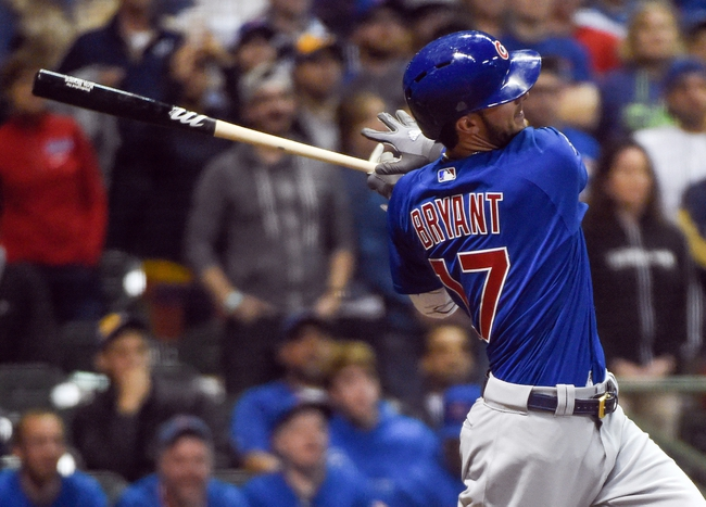Milwaukee Brewers vs. Chicago Cubs - 5/18/16 MLB Pick, Odds, and Prediction