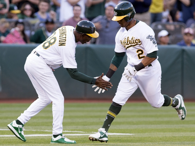 Athletics vs. Rangers - 5/18/16 MLB Pick, Odds, and Prediction
