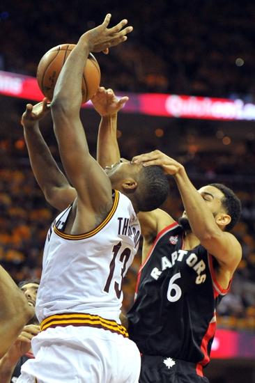 Cleveland Cavaliers vs. Toronto Raptors - 5/19/16 NBA Pick, Odds, and Prediction