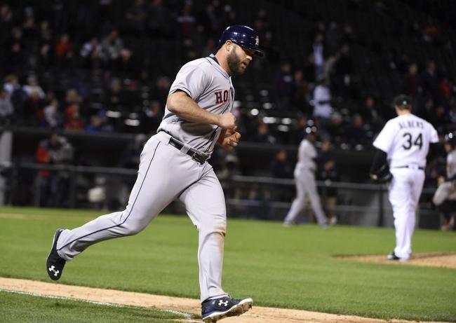 Chicago White Sox vs. Houston Astros - 5/18/16 MLB Pick, Odds, and Prediction