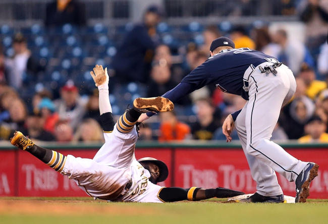 Pittsburgh Pirates vs. Atlanta Braves - 5/19/16 MLB Pick, Odds, and Prediction