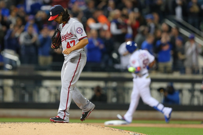 Mets vs. Nationals - 5/19/16 MLB Pick, Odds, and Prediction