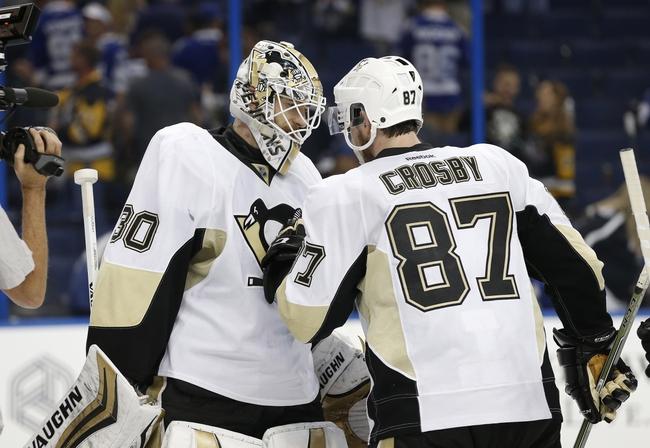 Tampa Bay Lightning vs. Pittsburgh Penguins - 5/20/16 NHL Pick, Odds, and Prediction