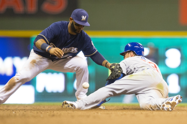Milwaukee Brewers vs. Chicago Cubs - 5/19/16 MLB Pick, Odds, and Prediction